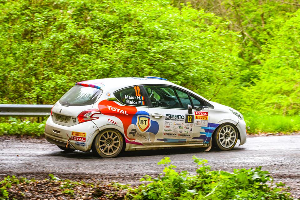 """Norbert Maior: """"Speram sa continuam parcursul ascendent cu 208-ul R2 in Ungaria, la Mecsek Rally"""""""