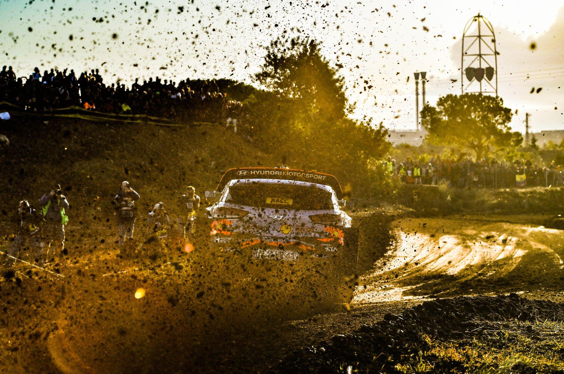 WRC Rally Spain 2019 – Tempestini pe 4 in WRC2; Sordo lider