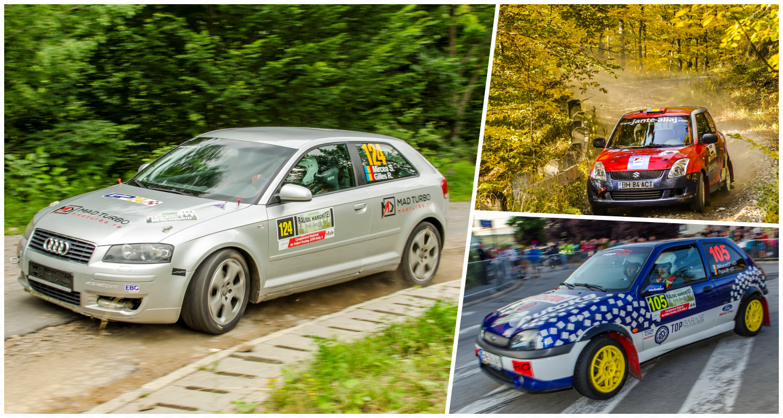 Lupta pentru suprematie in Rally2 si Vehicule Istorice – Retrospectiva – Partea 3/3