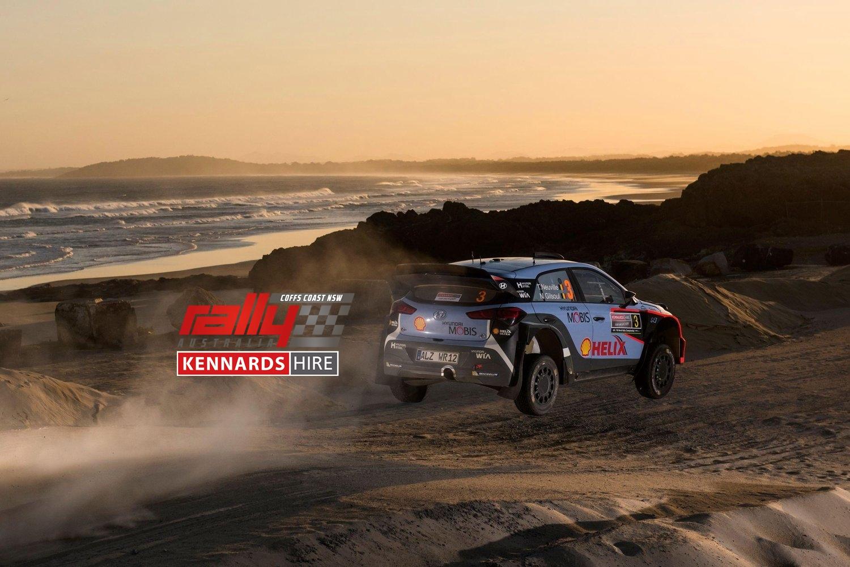 WRC Rally Australia – anulat din cauza incendiilor
