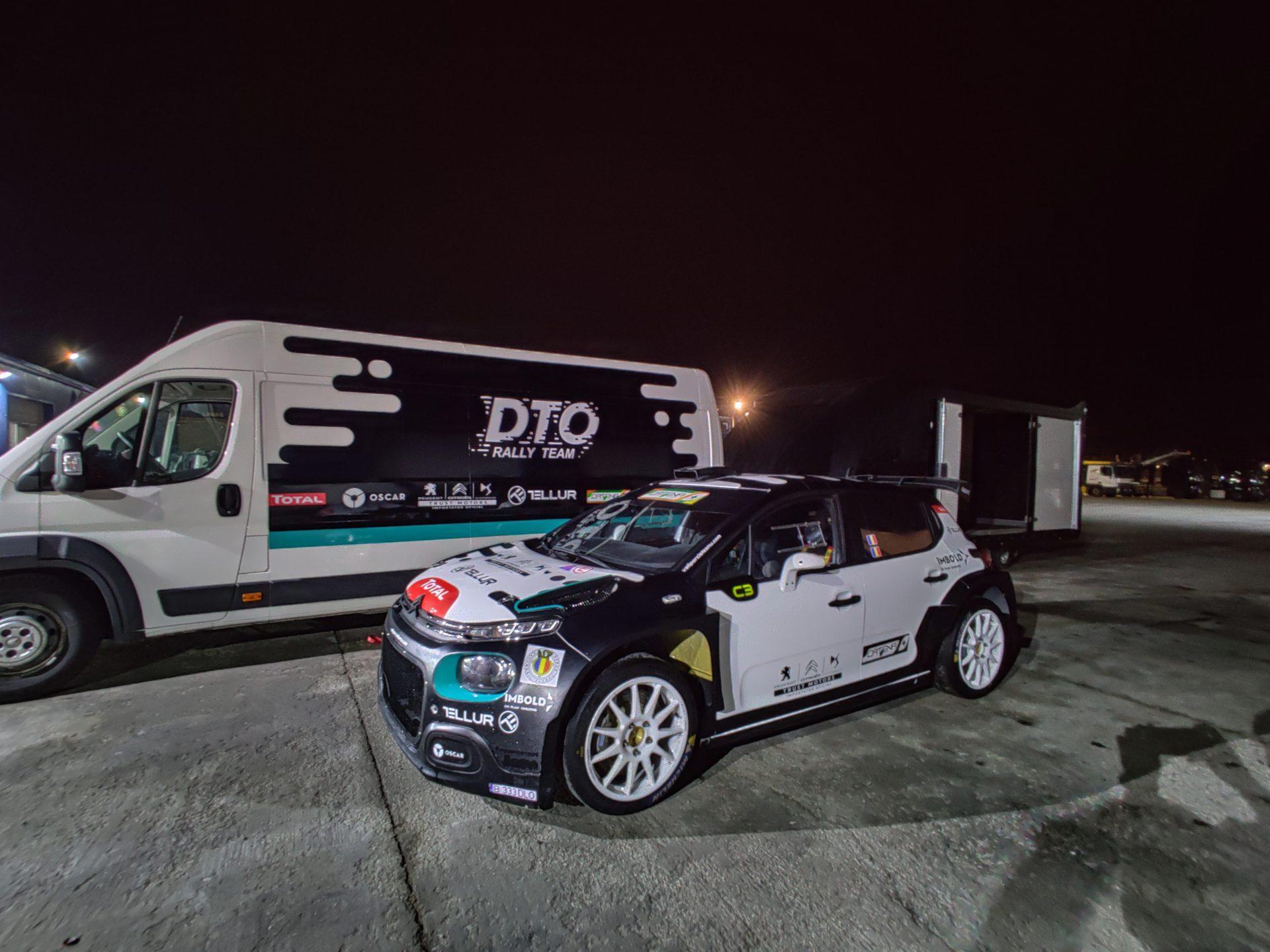 Cristi Dolofan si Traian Pavel iau startul in faimoasa competitie Monza Rally Show
