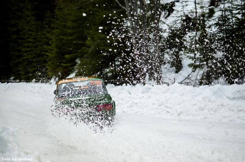 Winter Rally Covasna 2020 – Documente oficiale