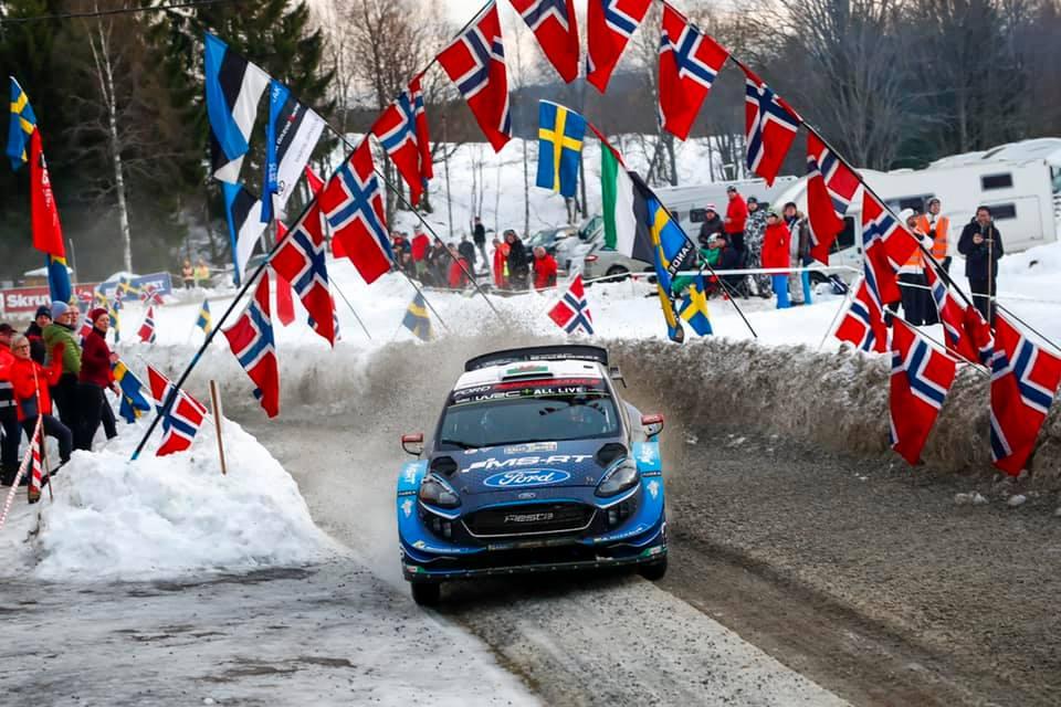 Rally Sweden 2020 – Ce inseamna lipsa zapezii