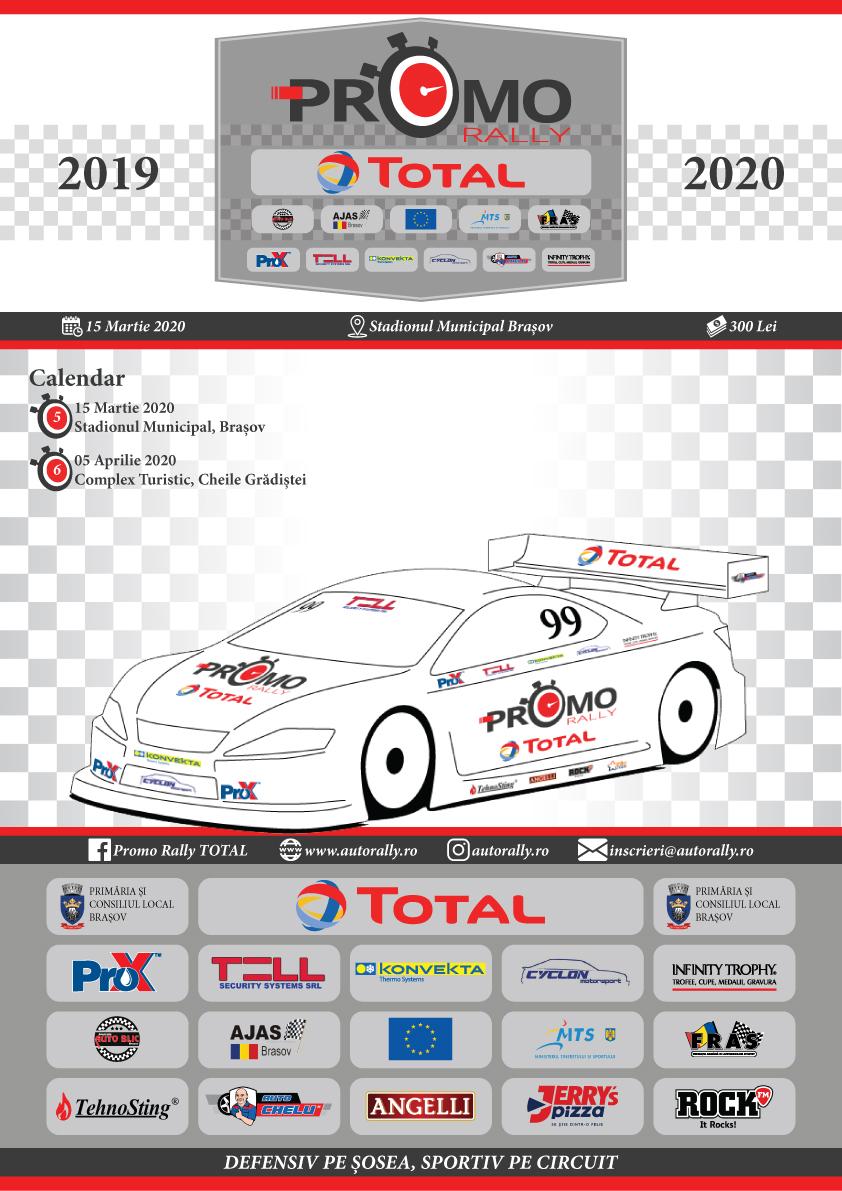 Promo Rally TOTAL numarul 5