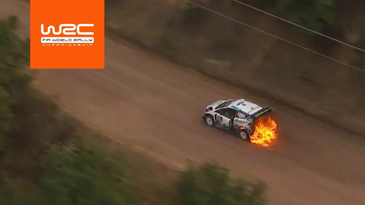 WRC Rally Mexico 2020 – Ogier ramane lider intr-o cursa cu multe incidente