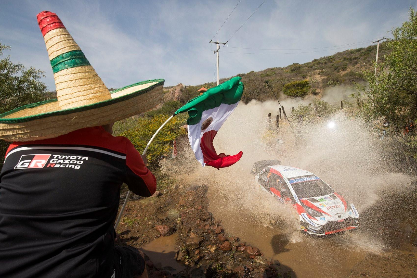 WRC Rally Mexico 2020 – Ogier lider, probleme pentru Tanak si Sordo
