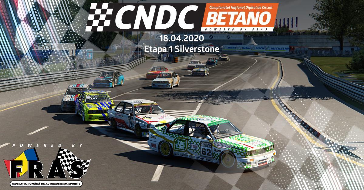 Toate detaliile despre Campionatul National Digital de Circuit Betano
