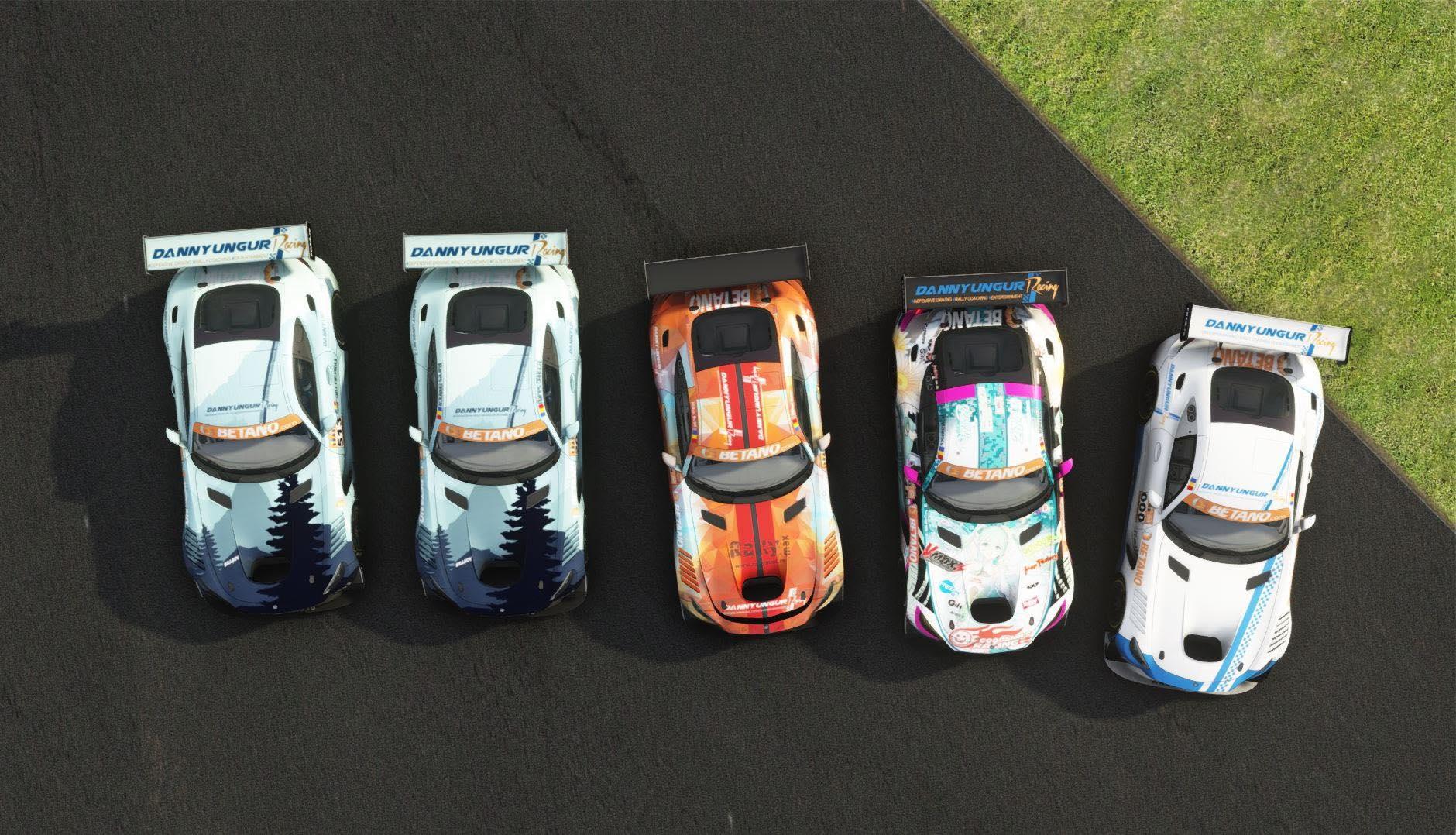 Q&A CNDC: Echipa Danny Ungur Racing