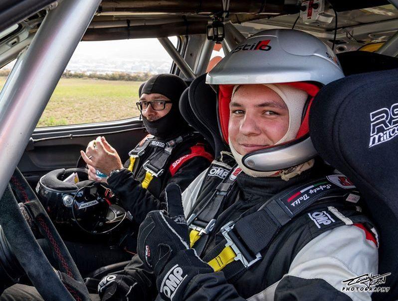 """Roland Csato: """"Vom concura in Campionatul National de Raliuri Betano cu Suzuki Ignis Sport"""""""