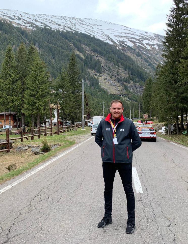 """Povesti din culise – Mihai Lacatus: """"As vrea sa ma implic mai mult, sa aduc un plus motorsportului"""""""
