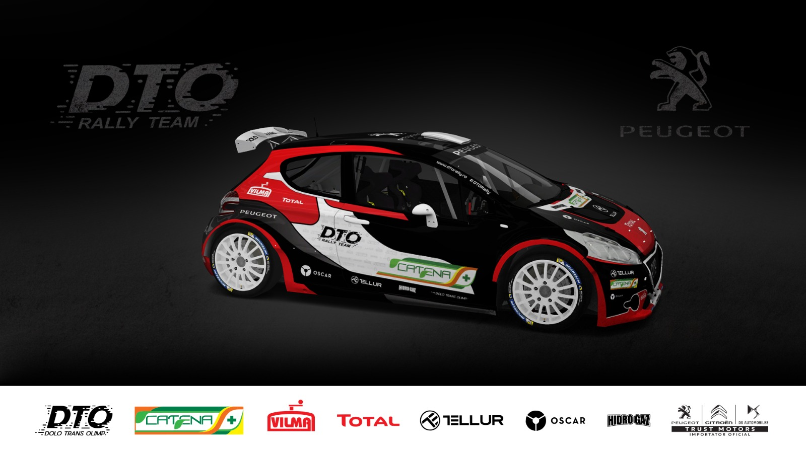 """Restart """"acasă"""" pentru DTO Rally Team"""
