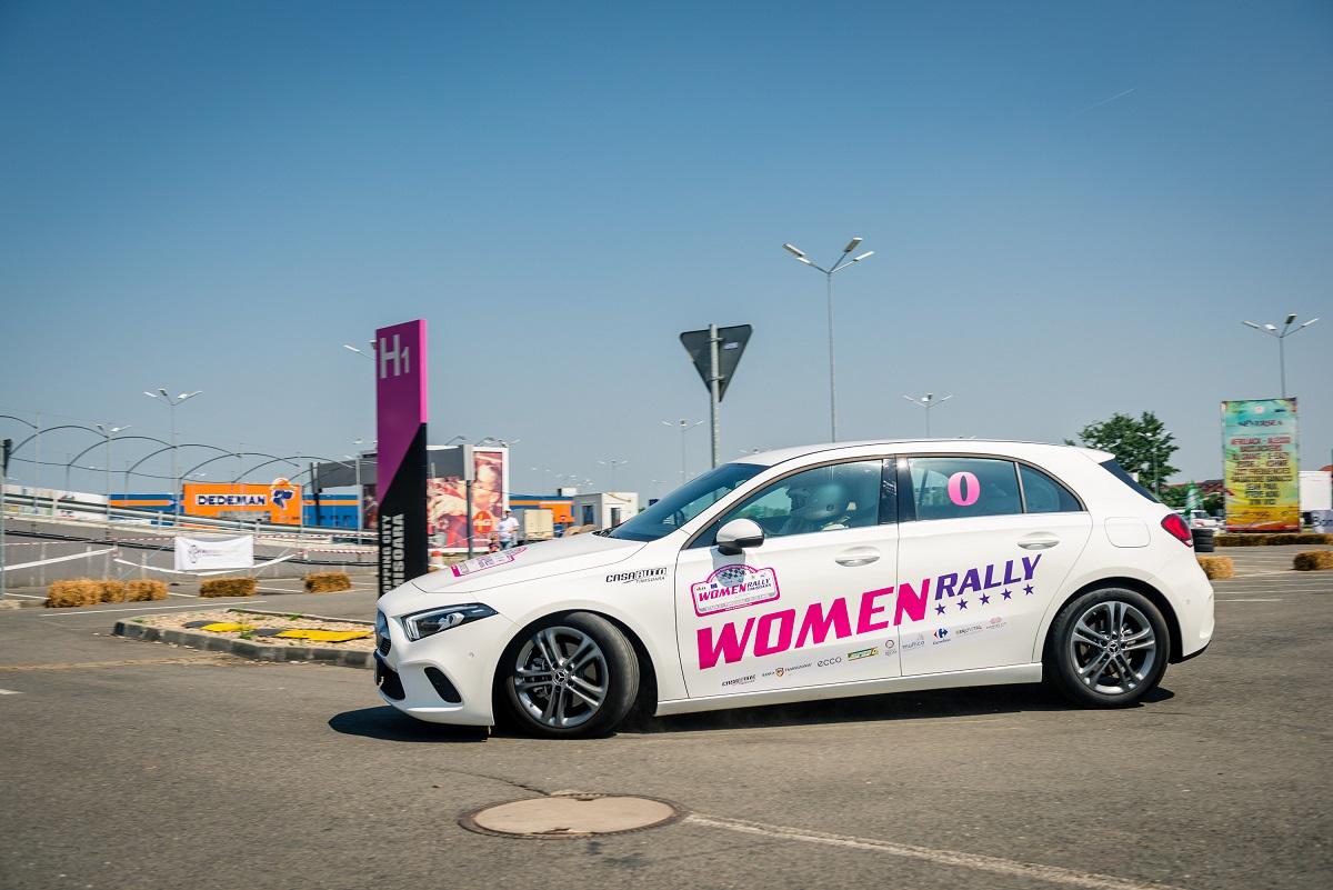 Campionatul Național Women Rally – Bosch Car Service 2020 va avea in acest sezon 3 etape