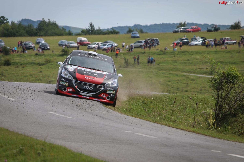 DTO Rally Team atacă macadamul Raliului Sibiului 2020