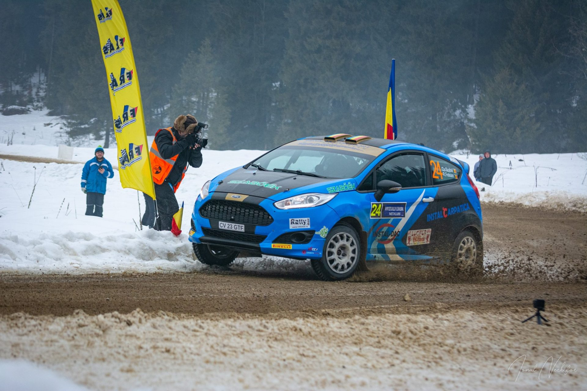 De vânzare – Ford Fiesta R2T – 45.000€