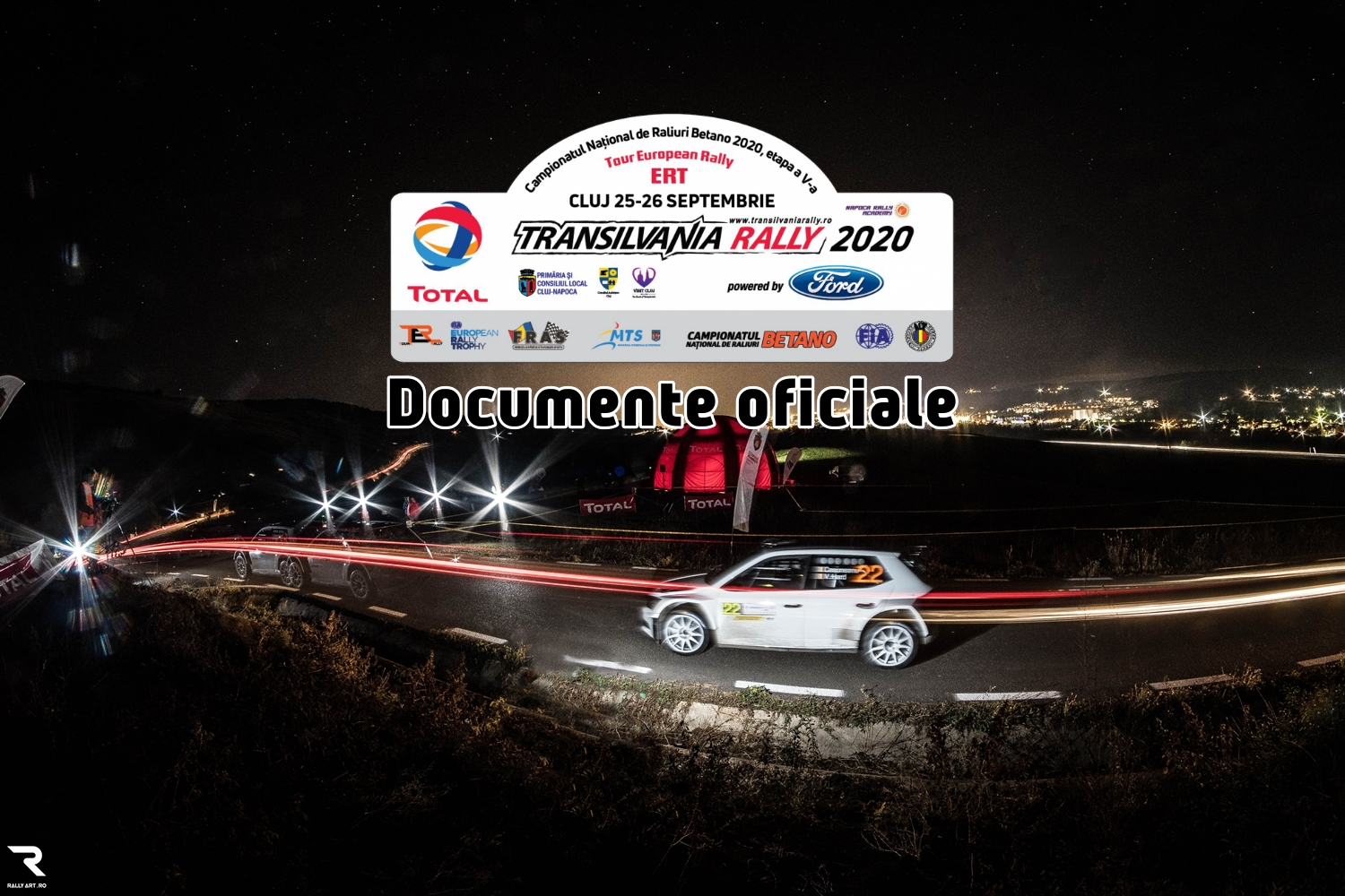 Documente oficiale Transilvania Rally 2020