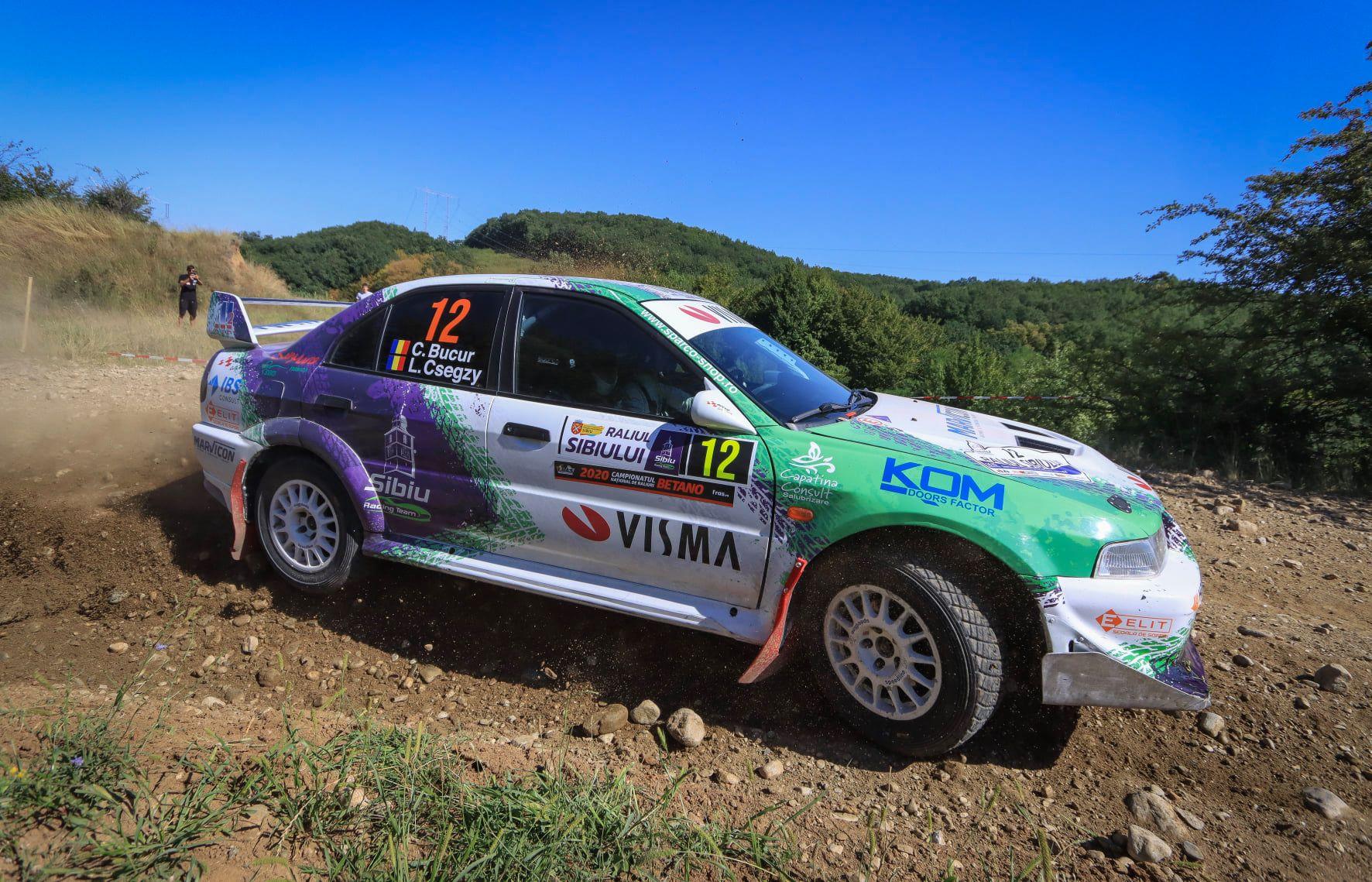 Sibiu Racing Team atacă ultima etapă a CNRB în formula completă!
