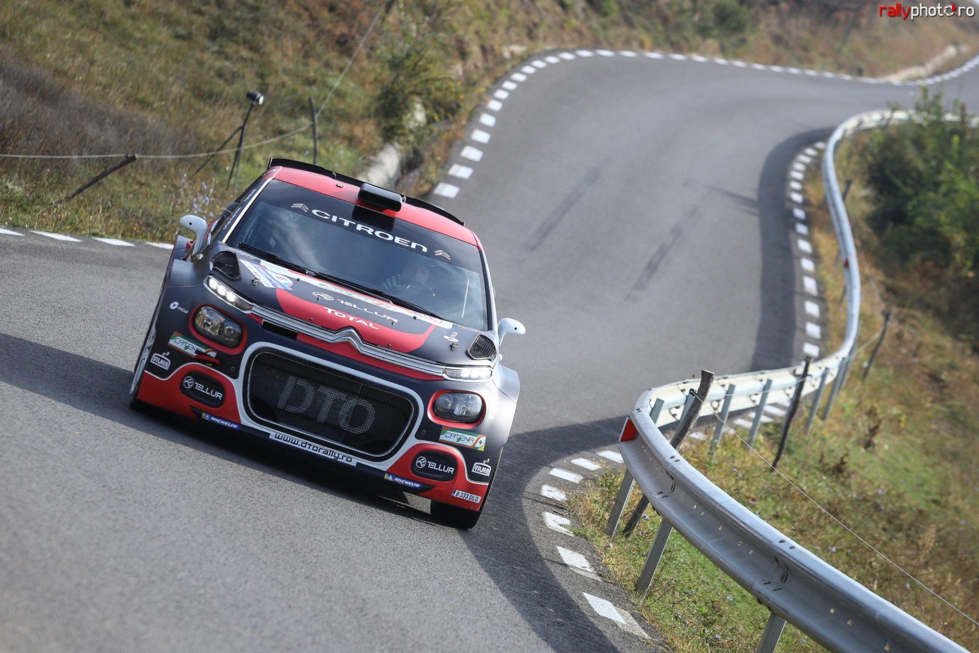 Transilvania Rally: o cursă cu incidente nedorite pentru DTO Rally Team