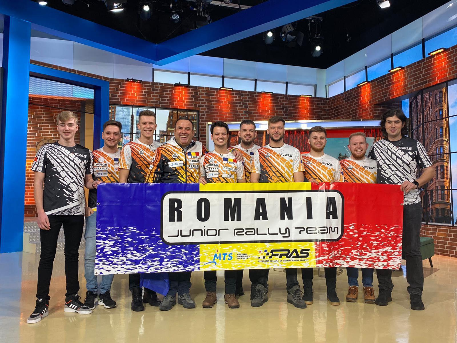Danny Ungur despre proiectul Lotului Național de Juniori al României
