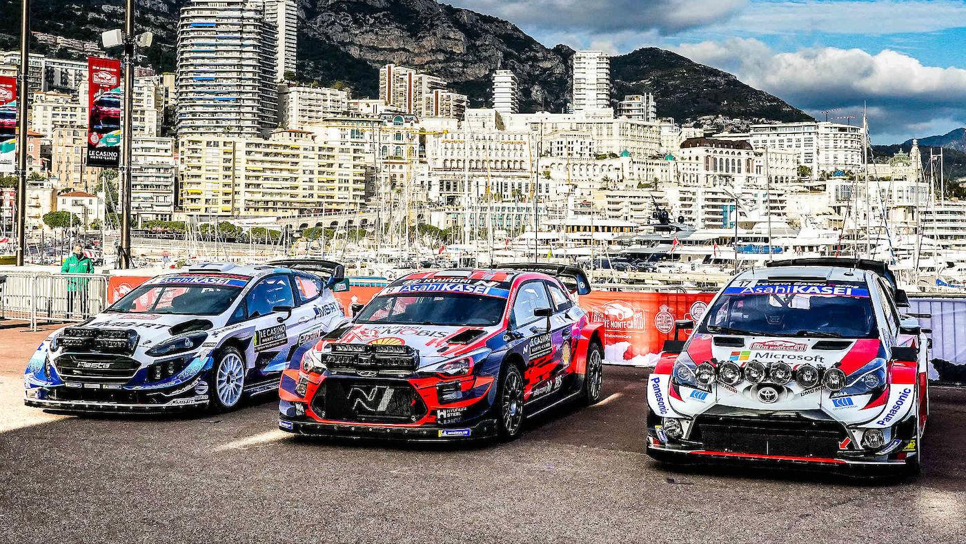Principalii piloți din WRC sunt confirmați pentru 2021