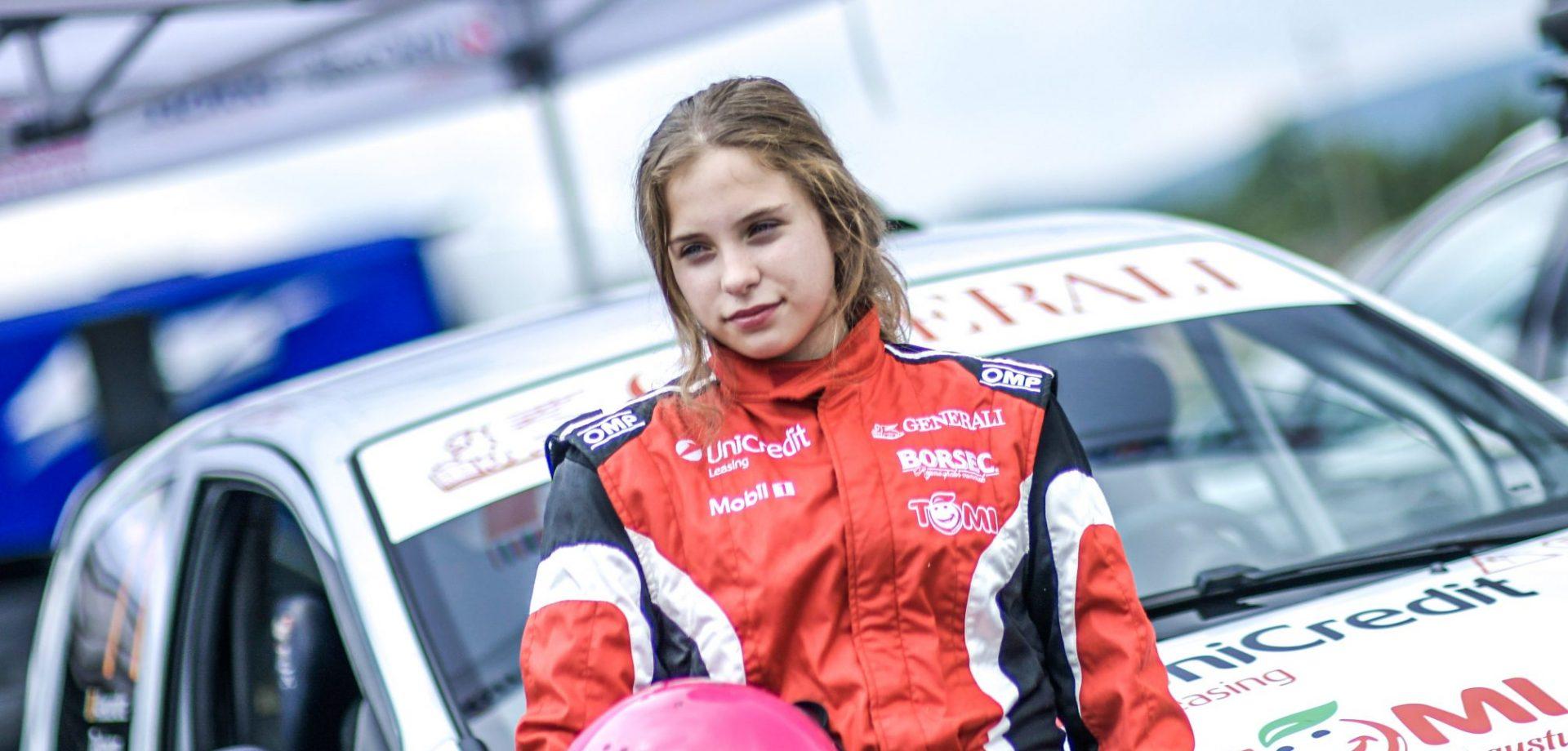 Vești bune în acest weekend: Alexandra Teslovan începe colaborarea cu Edwin Keleti Driving & Motorsport