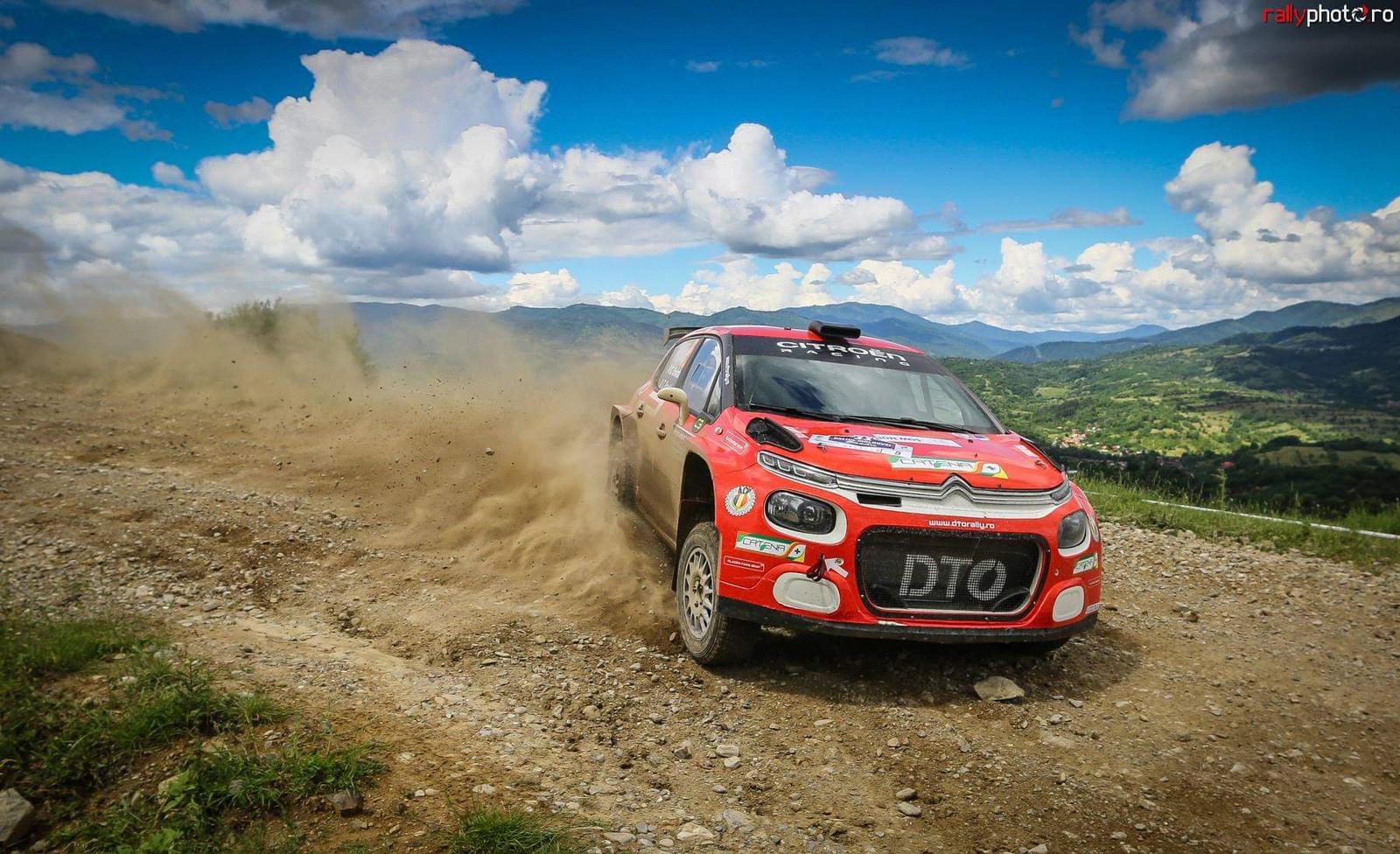 DTO Rally Team înfruntă probele legendare de macadam ale Raliului Sibiului