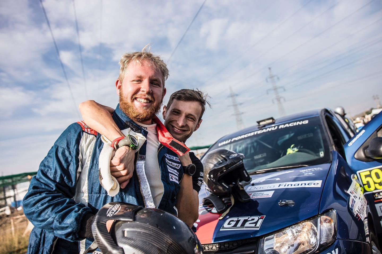 Cristi Sugár și Vlad Colceriu pornesc în ERC Rally Hungary 2021