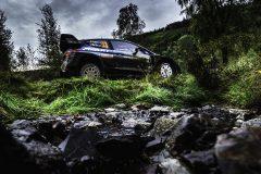 Wales Rally GB by Attila Szabo