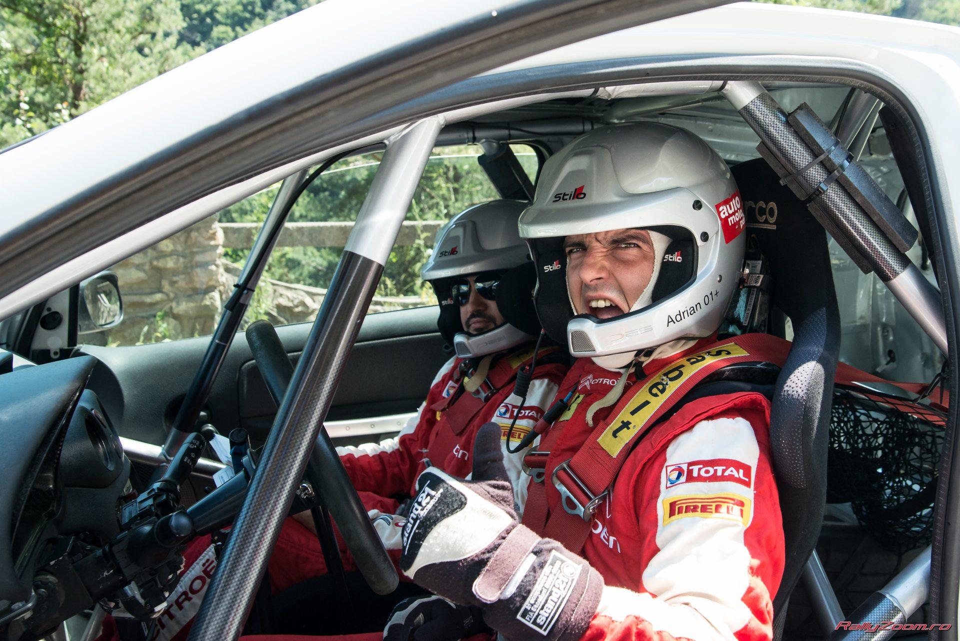 """Adrian Dragan: """"Vom face trecerea pe un Subaru Impreza N15"""""""