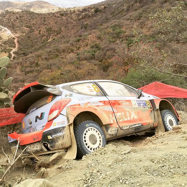 Rally Mexico 2015 – Ogier e primul lider