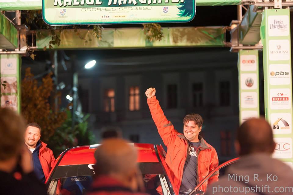 """Razvan Trisnevschi: """"Voi face totul pentru a lua startul la cat mai multe etape!"""""""