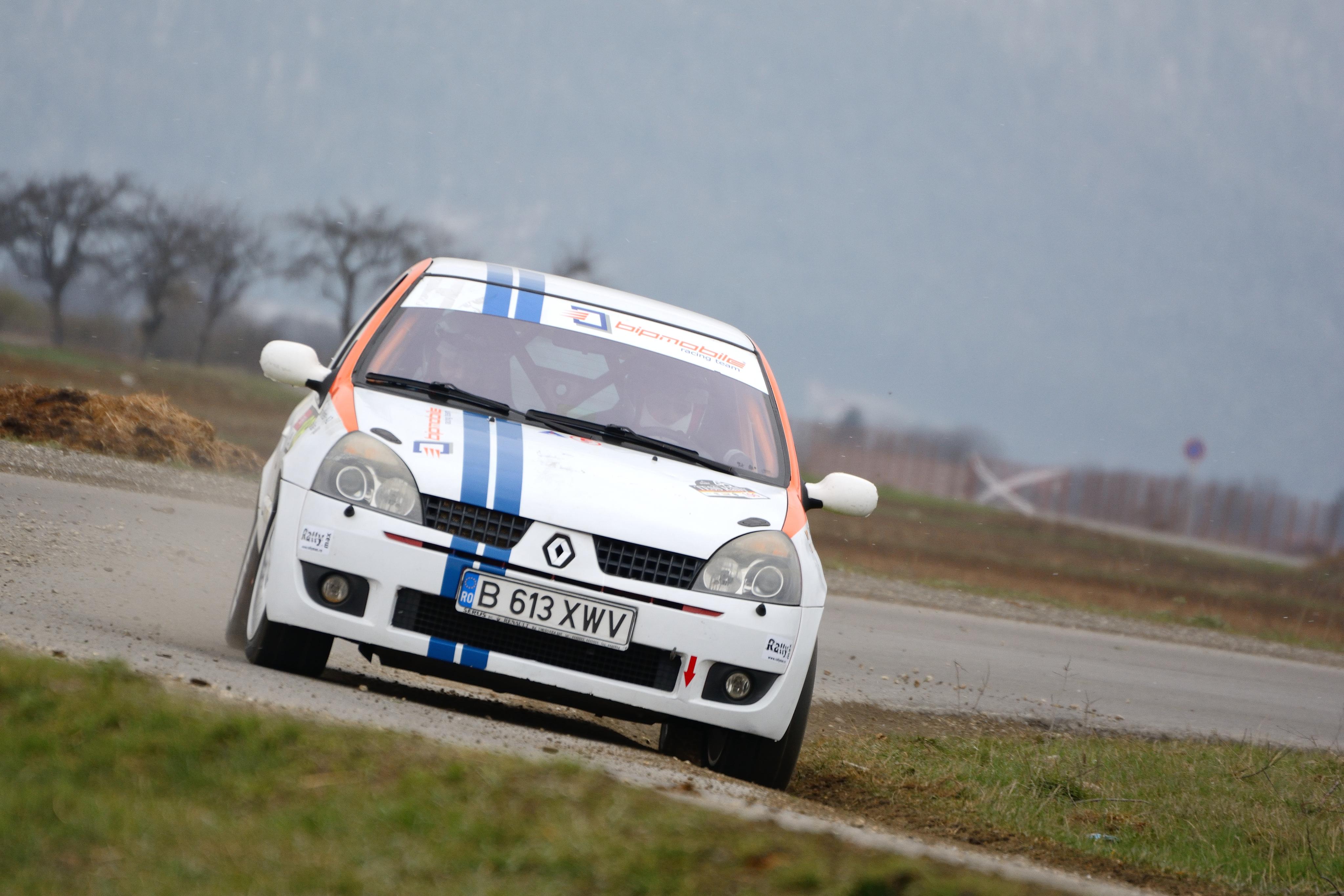 """Adrian Minea: """"Exista doua variante: participarea in CNR-D la clasa 12 sau cat mai multe etape Rally2"""""""
