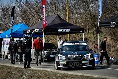 Provocari noi pentru DTO Tellur Rally Team