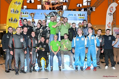 Napoca Rally Academy?? victorie la Brasov Tess Rally