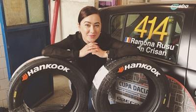 """Ramona Rusu: """"In 2018 ma voi concentra 100% asupra raliului – ne dorim sa luam startul la toate cele 7 etape in cadrul CNR"""""""