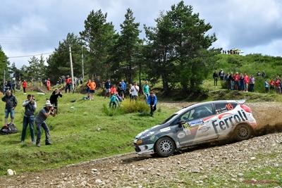 Al doilea podium consecutiv la 2RM pentru Csongor Szabo si Rares Fetean