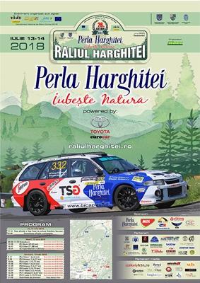 Asfaltul Harghitei este scena actului cinci al Campionatului National de Raliuri Dunlop 2018