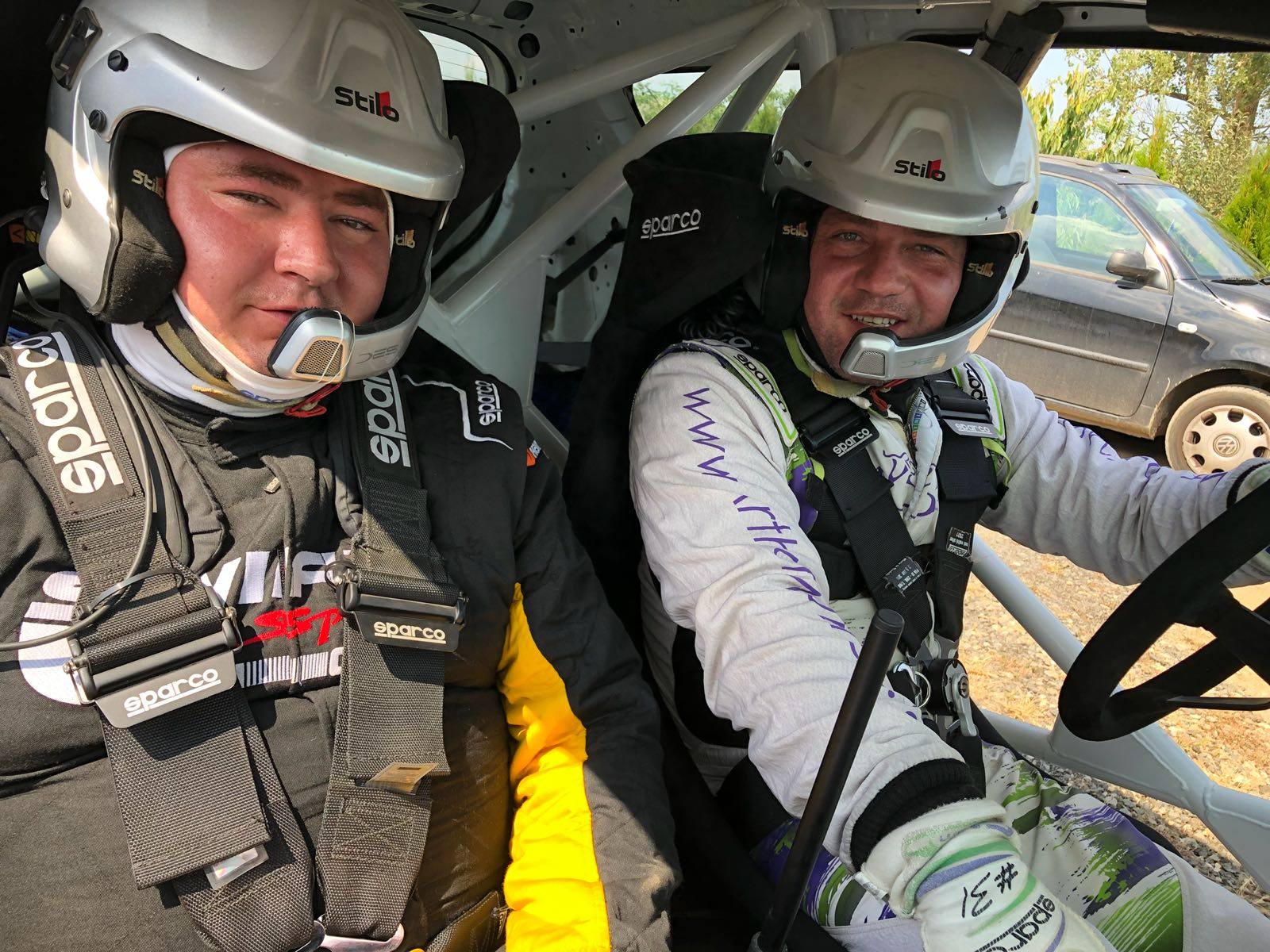 Alex Ardelean revine in CNR-D in Cupa Suzuki, alaturi de un nou copilot, Mircea Patru