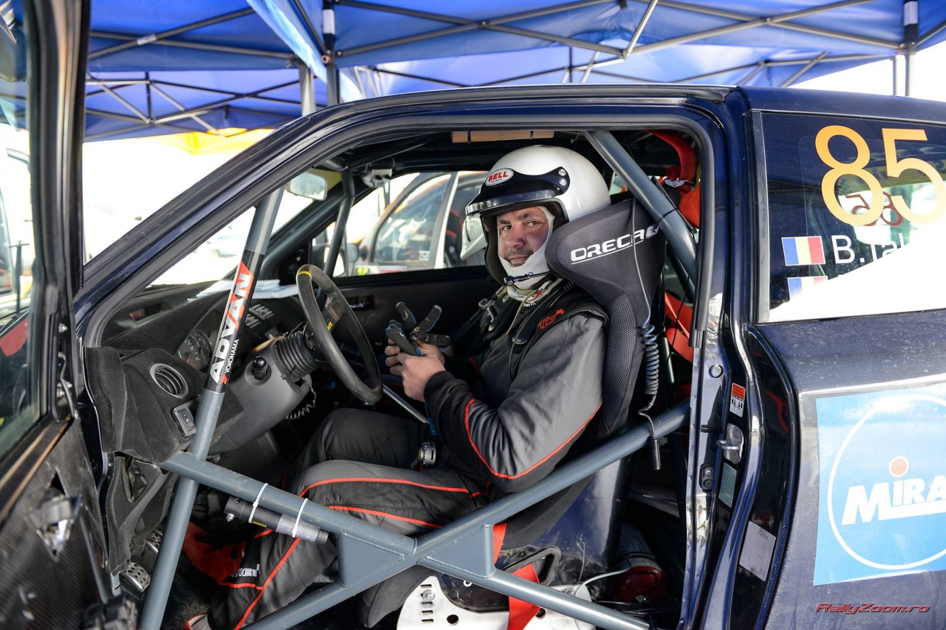 "Bogdan Talasman: ""Am achizitionat un Suzuki Swift Sport cu care vom avea program complet in 2019 in Cupa Suzuki"""