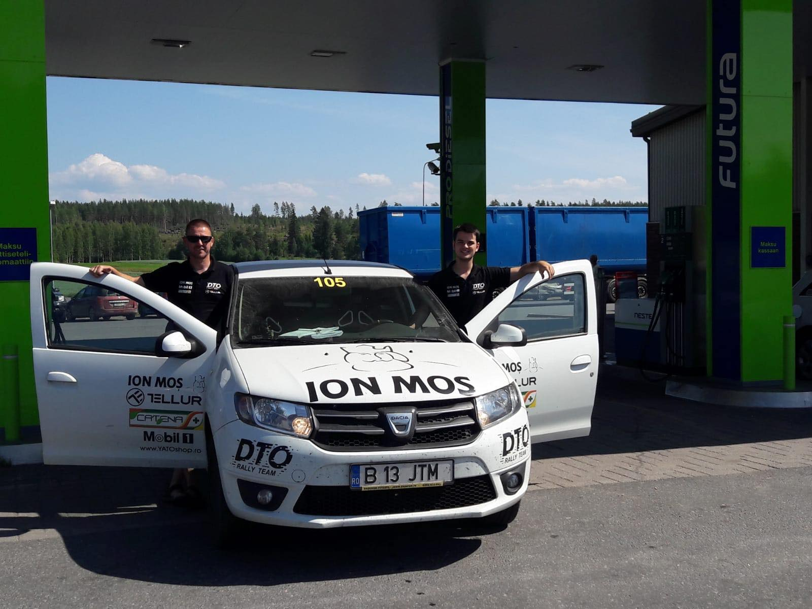 """Raul Badiu: """"Am sanse mai mari ca niciodata sa particip sezon complet in Junior WRC 2019, dar inca nu este o certitudine"""""""