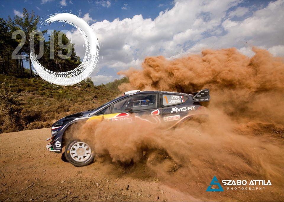 Calendar 2019 Rally