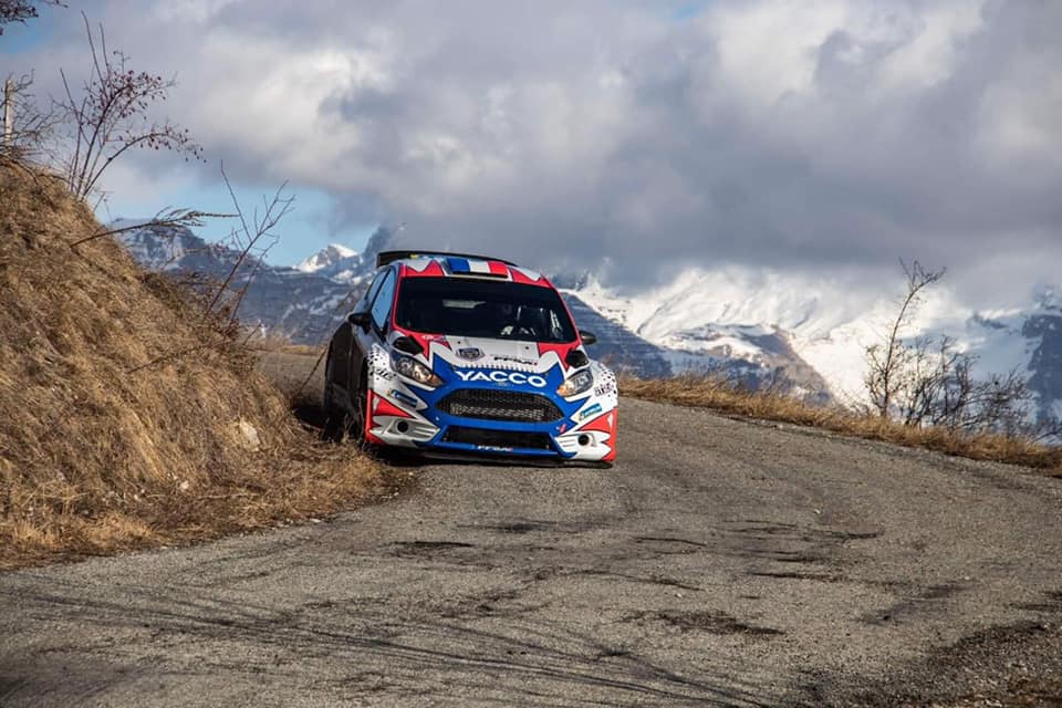 """Adrien Fourmaux: """"The goal this season in WRC is to improve, to be able to fight for the podium"""""""