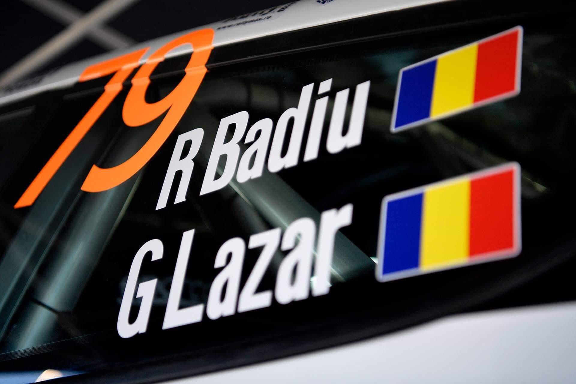 Raul Badiu si Gabriel Lazar au testat in Norvegia inaintea Raliului Suediei