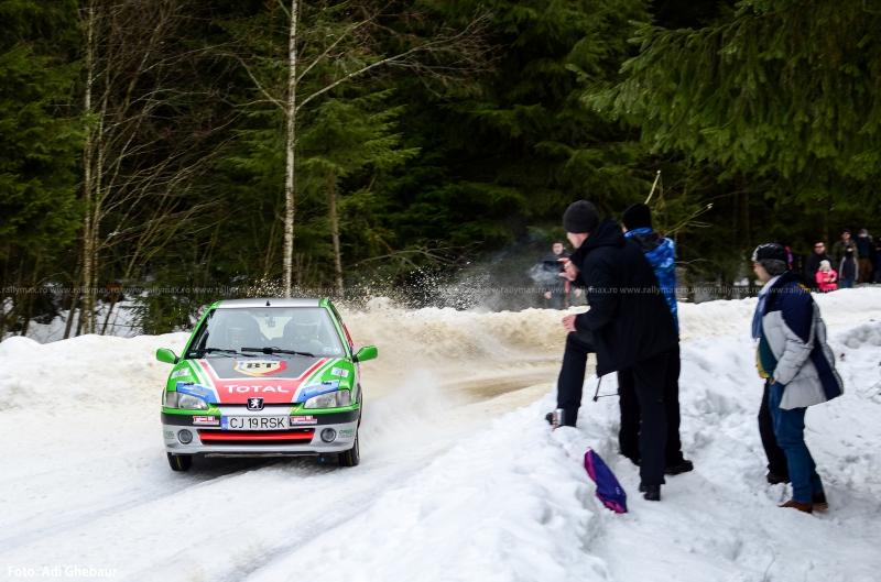 Winter Rally Covasna 2019 – Galerie foto ziua 2