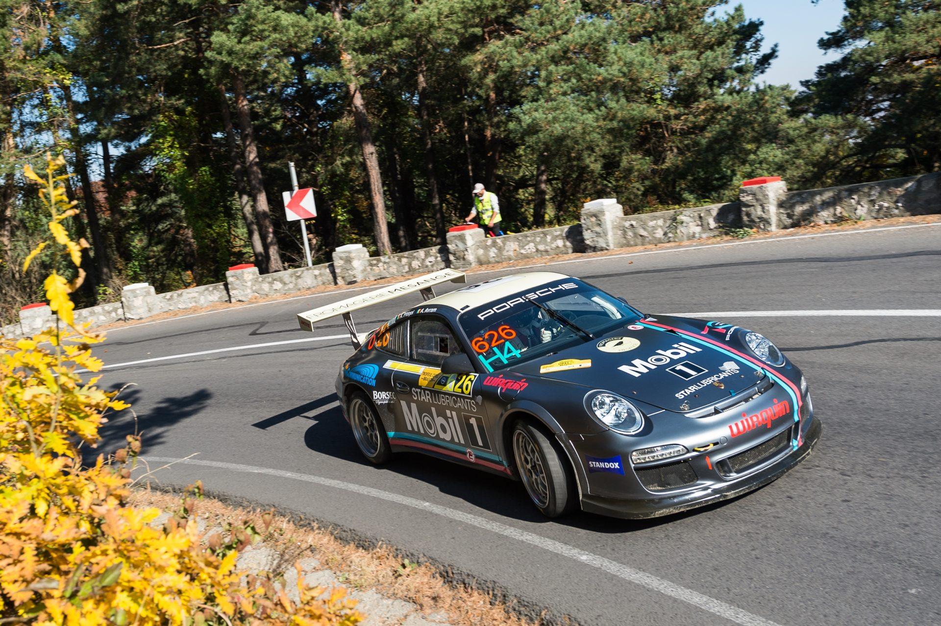 """Alexandru Pitigoi: """"Un Porsche nu este usor de pilotat si necesita multa implicare, in schimb ofera senzatii extraordinare"""""""