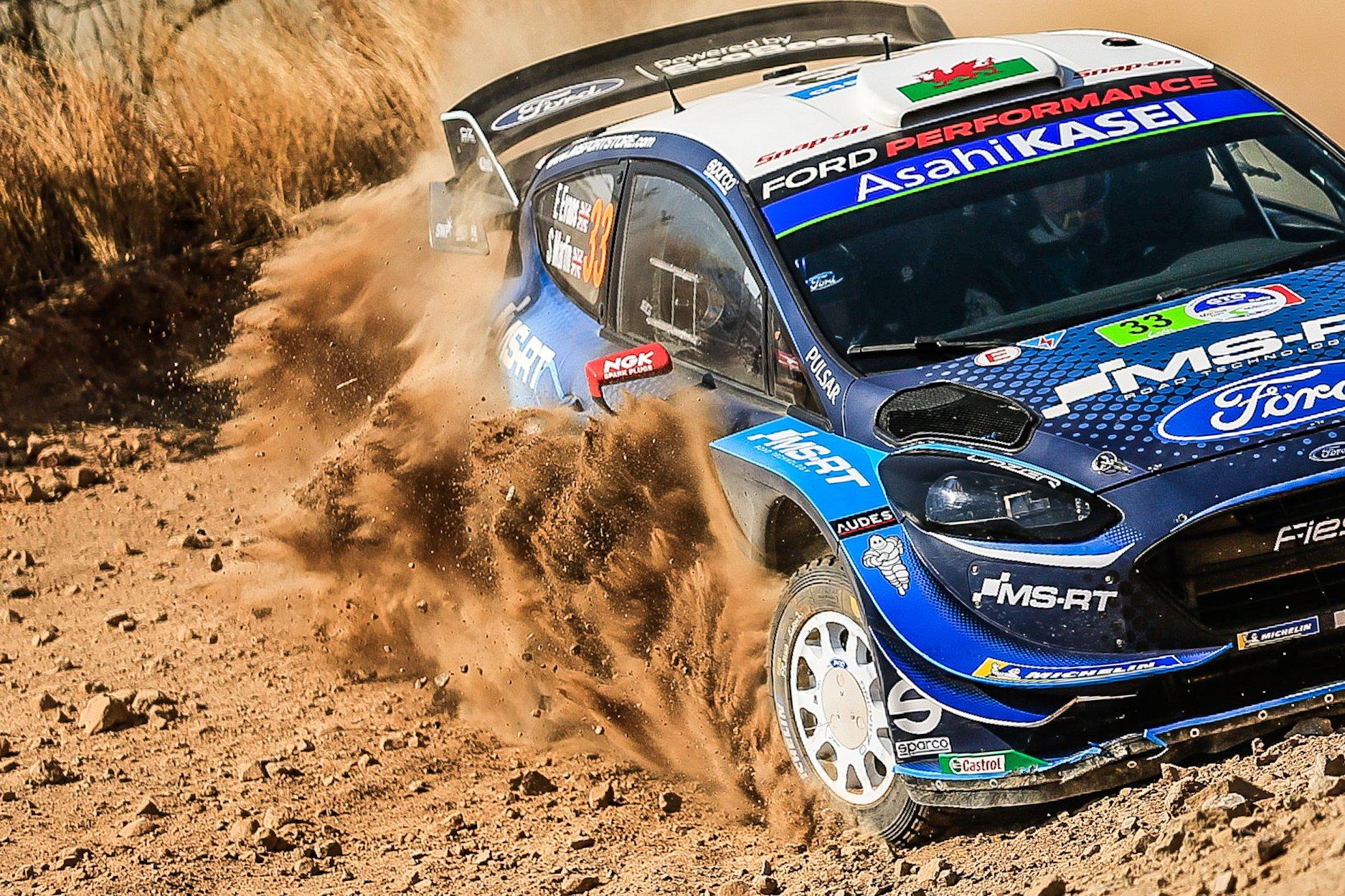 WRC Rally Mexico 2020 – Prima cursa pe macadam a sezonului