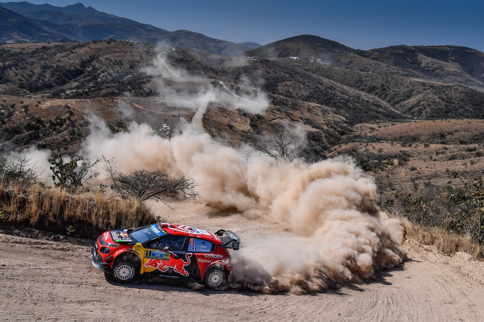 WRC Rally Mexico 2019 – Ogier lider dupa rasturnari de clasament
