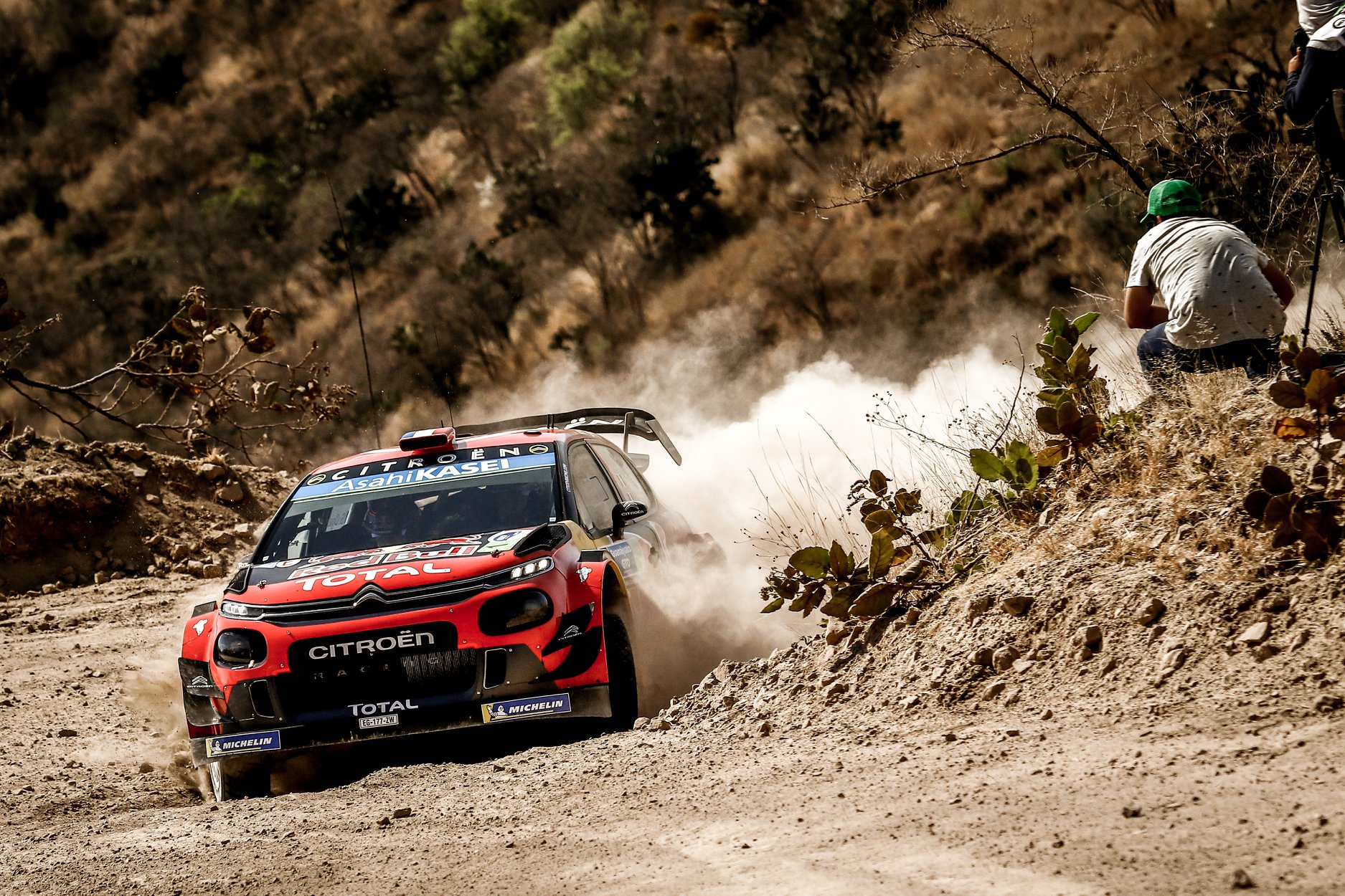 WRC Rally Mexico 2019 – Se indreapta Ogier catre a cincea victorie?