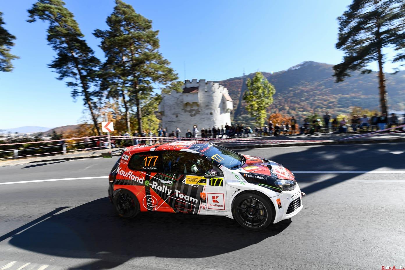 """Sorin Ghisoi: """"Kaufland E-Rally Team va fi prezenta din nou in Campionatul National de Viteza in Coasta si va concura la noua clasa inaugurata de FRAS"""""""