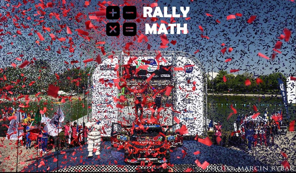 Prafurile lui Red – Rally Math