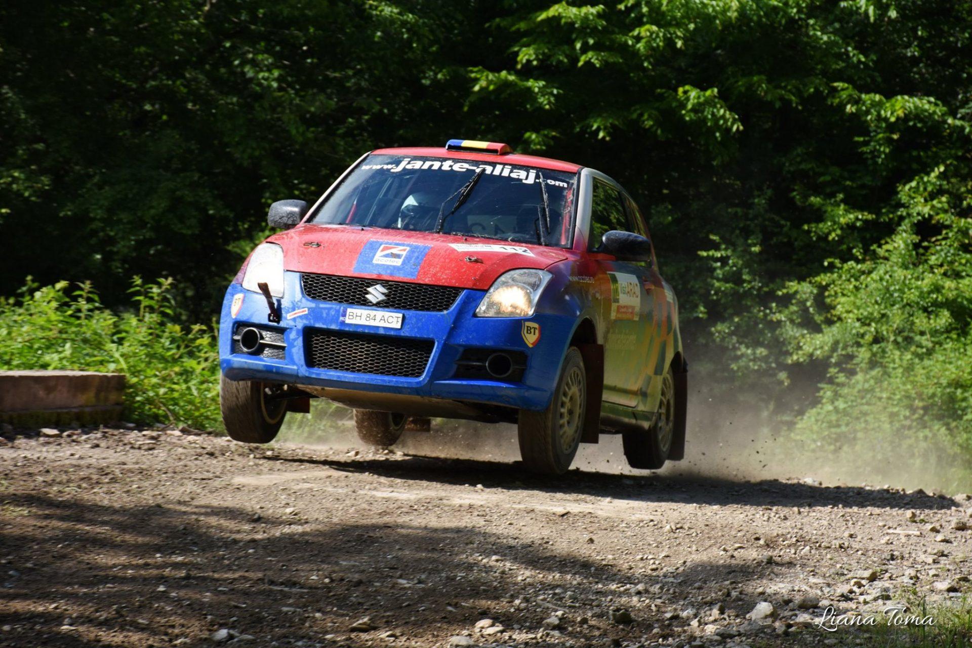 Rasturnari de situatie in Rally2 la Raliul Aradului 2019